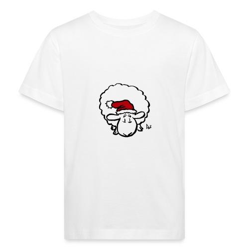 Santa Sheep (red) - Kinder Bio-T-Shirt