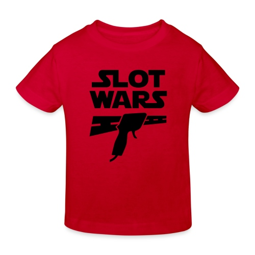 Slot Wars - Kinder Bio-T-Shirt