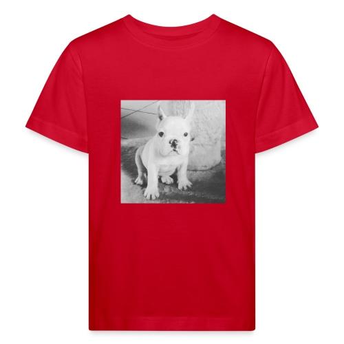 Billy Puppy - Kinderen Bio-T-shirt