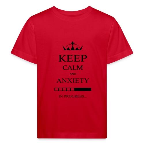 keep_calm - Maglietta ecologica per bambini