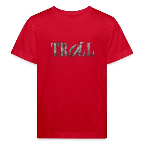Troll - Kids' Organic T-Shirt