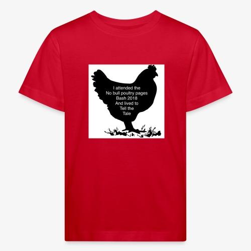 2DE2ADD8 8397 41E2 B462 85931C4D203C - Kids' Organic T-Shirt