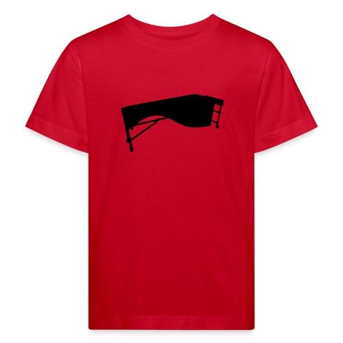Marimba Kontur - Kinder Bio-T-Shirt