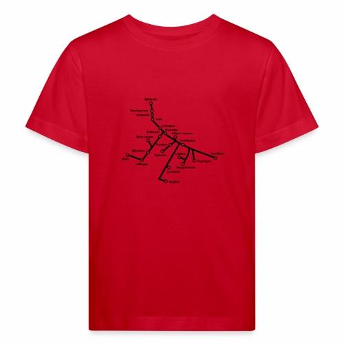 Lisch Tisch Hoods - Ekologisk T-shirt barn