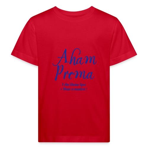 AHAM PREMA - Maglietta ecologica per bambini