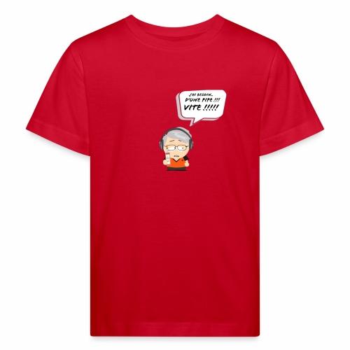 Le Vieux Bourré - T-shirt bio Enfant