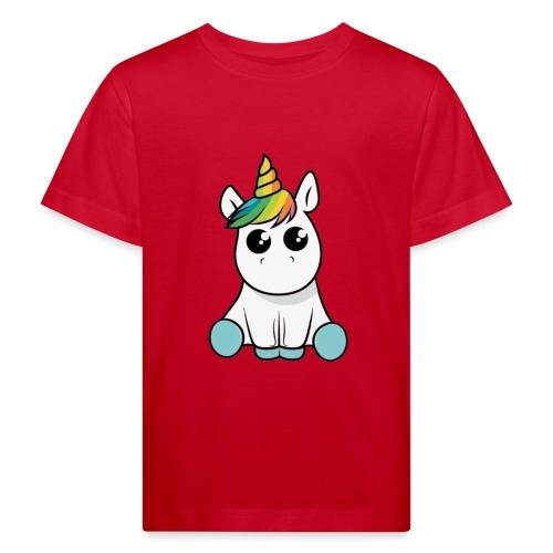 licorne - T-shirt bio Enfant