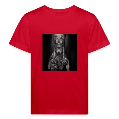 hund - Kinder Bio-T-Shirt