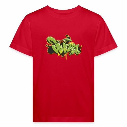 2wear Green Mesk style - Organic børne shirt