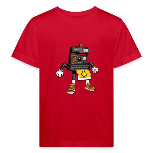 Appareil Polaroid 660 - T-shirt bio Enfant