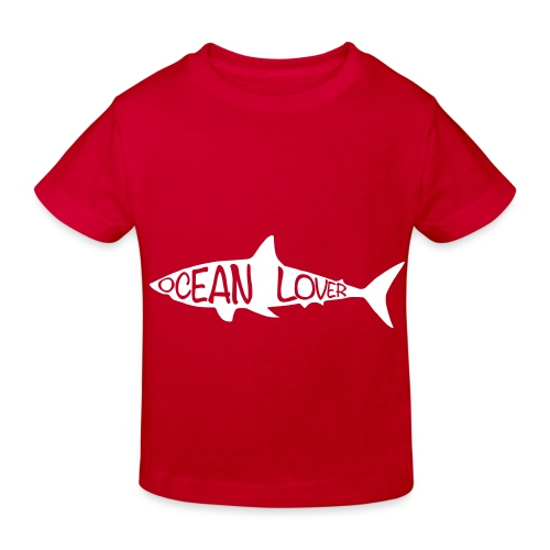 The Shark - Le Requin - T-shirt bio Enfant