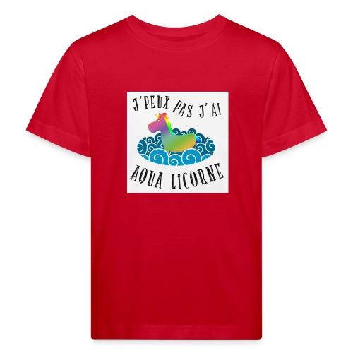 image - T-shirt bio Enfant