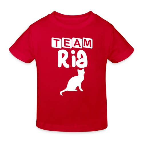 Team Ria - Kids' Organic T-Shirt