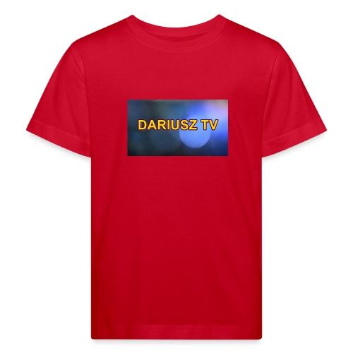 DARIUSZ TV - Ekologiczna koszulka dziecięca