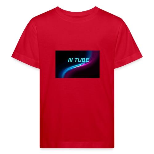 logo - Kinderen Bio-T-shirt