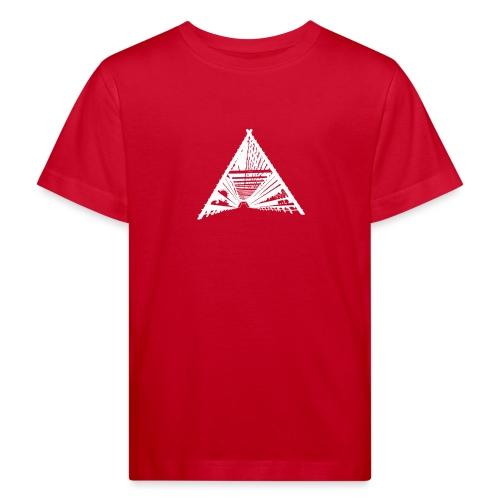 Fiskehjell Bergen - Økologisk T-skjorte for barn