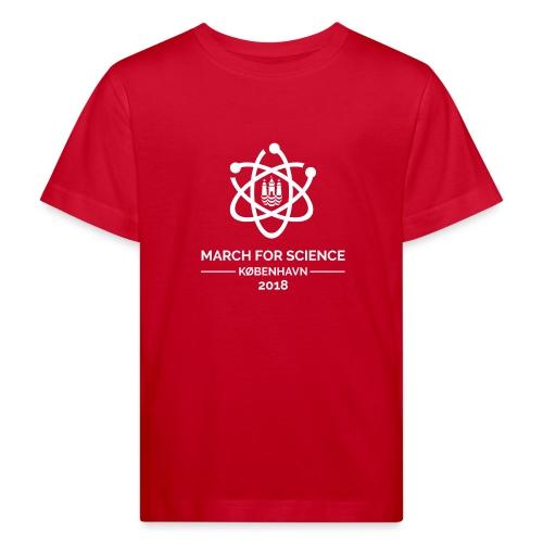 March for Science København 2018 - Kids' Organic T-Shirt