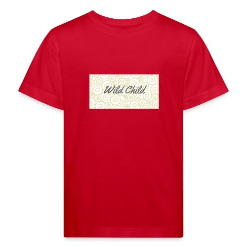 Wild Child 1 - Kids' Organic T-Shirt