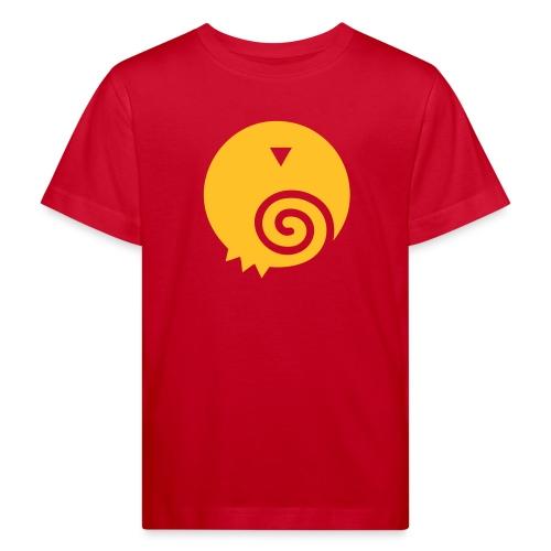 rabe gruen - Kinder Bio-T-Shirt