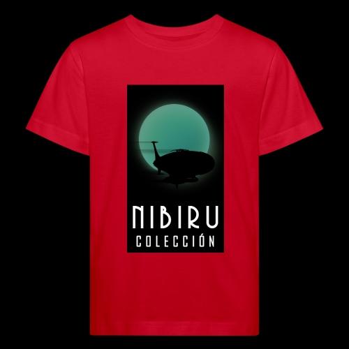 colección Nibiru - Camiseta ecológica niño