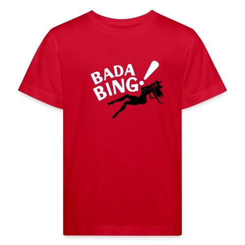 33bada bing - Kinderen Bio-T-shirt