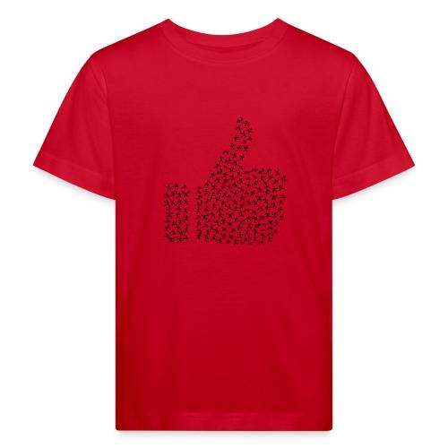 Daumen hoch Sport - Kinder Bio-T-Shirt