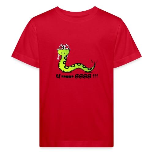 U zegge SSSS !!! - Kinderen Bio-T-shirt