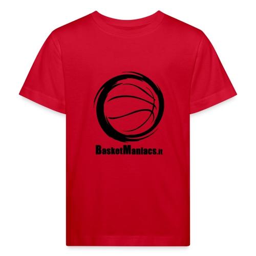 Basket Maniacs - Maglietta ecologica per bambini