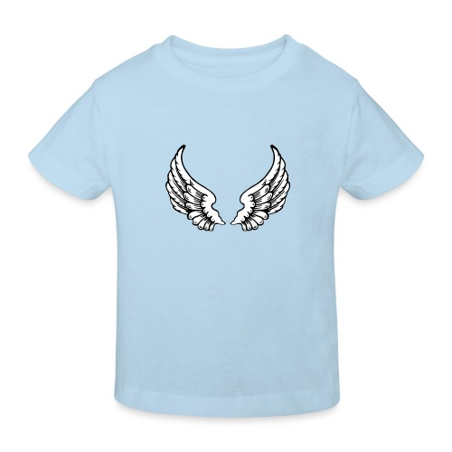 Angel Wings - Kids' Organic T-Shirt