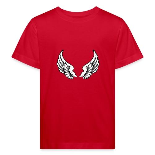 Angel Wings - Kids' Organic T-Shirt