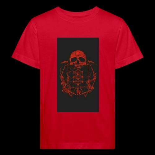 BlackRED Darkbasx - Kinder Bio-T-Shirt