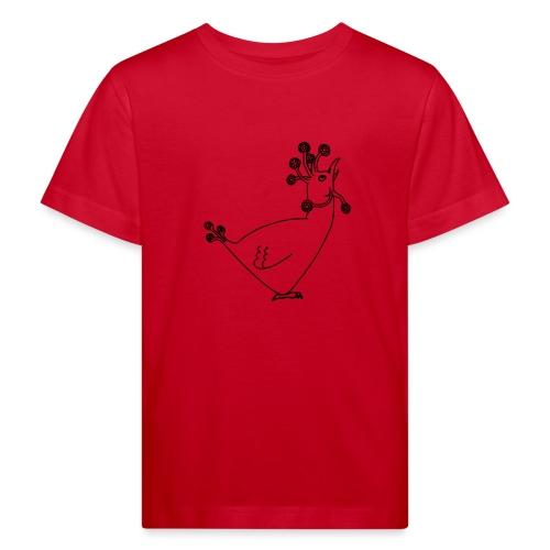 Cosmic Chicken - Kids' Organic T-Shirt