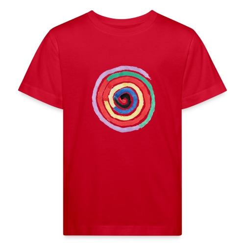 Spirale - Kinder Bio-T-Shirt