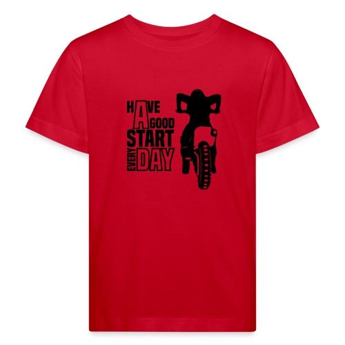 Have a good Start MX (HQ) - Kinder Bio-T-Shirt