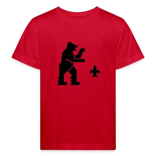 hemelogovektori - Lasten luonnonmukainen t-paita