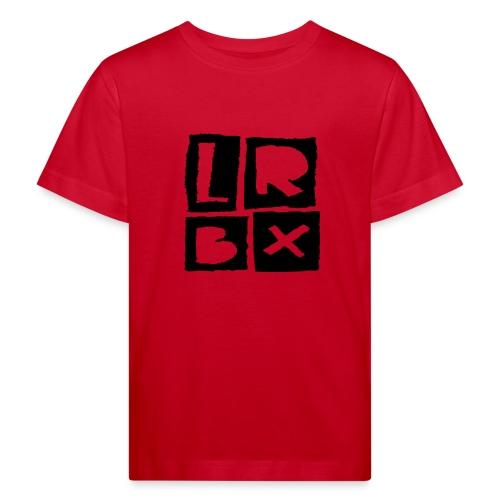 LRBX - La Roulette Bruxelles - Longboard - T-shirt bio Enfant