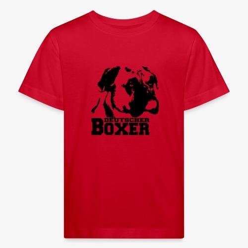 Deutscher Boxer - Kinder Bio-T-Shirt