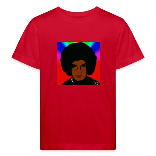 afro1 - Kinder Bio-T-Shirt