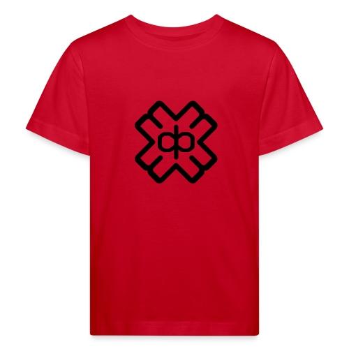 d3ep logo black png - Kids' Organic T-Shirt