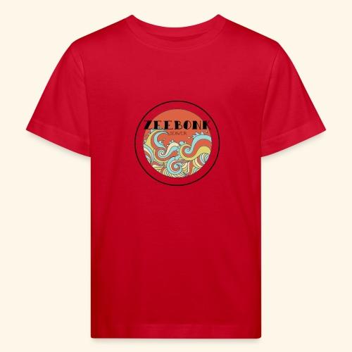 zeebonkwaves - Kinderen Bio-T-shirt