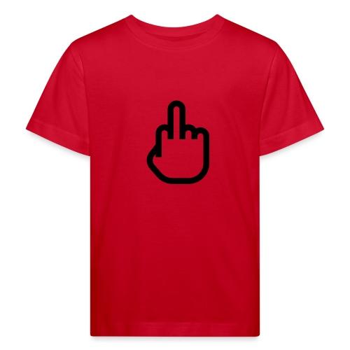 F - OFF - Kinderen Bio-T-shirt