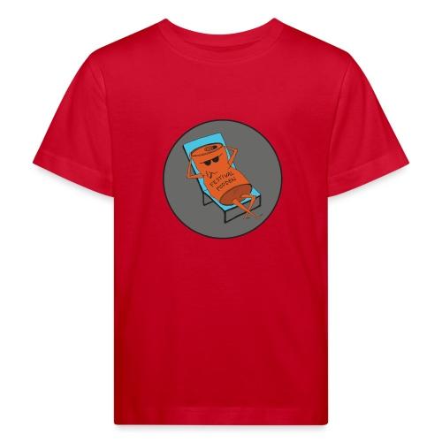 Festivalpodden - Loggan - Ekologisk T-shirt barn