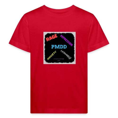 Pmdd symptoms - Kids' Organic T-Shirt