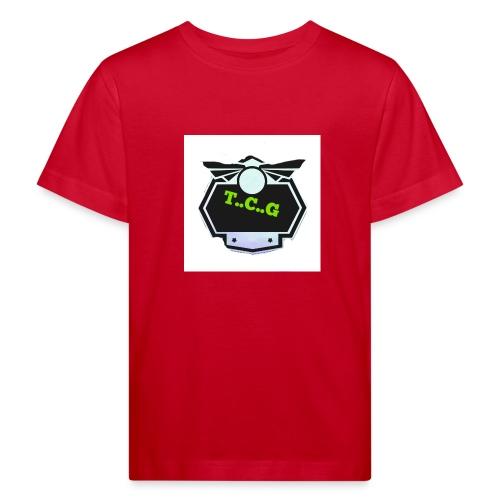 Cool gamer logo - Kids' Organic T-Shirt