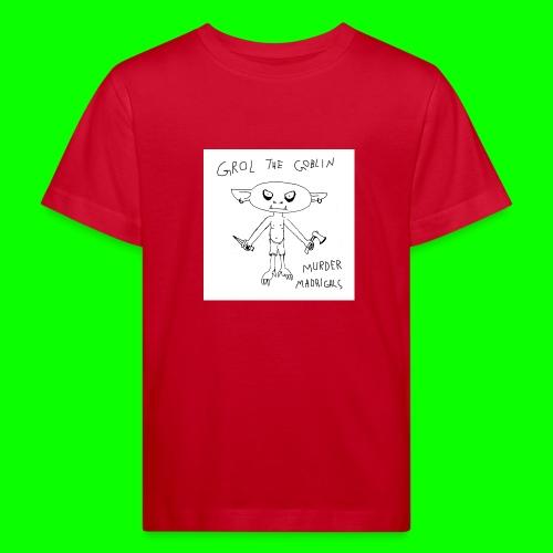 Murder Madrigals - Kids' Organic T-Shirt