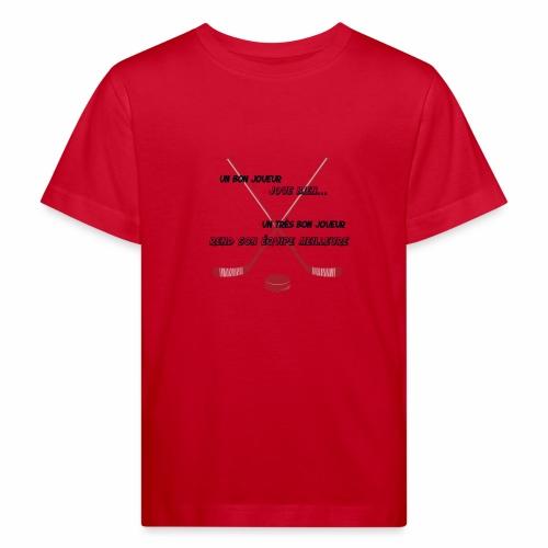 bon joueur - T-shirt bio Enfant