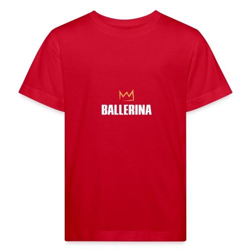 Ballerina - Kinder Bio-T-Shirt