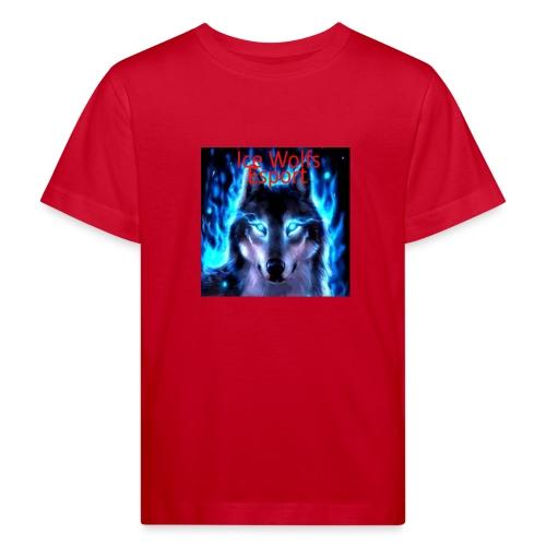 Ice Wolfs Esport Merch - Organic børne shirt