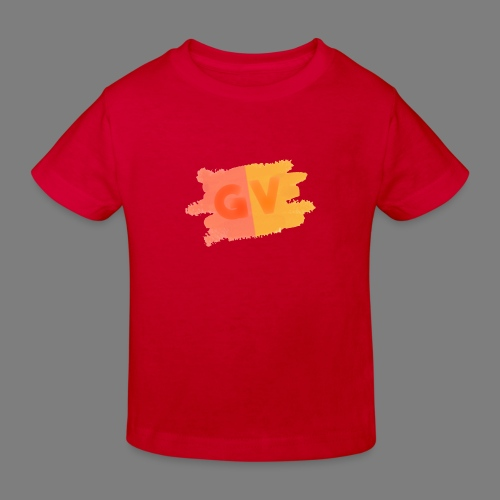 GekkeVincent - Kinderen Bio-T-shirt