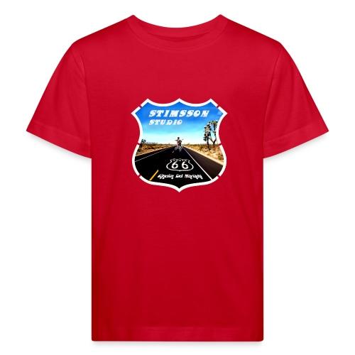STIMSSON STUDIO - Ekologisk T-shirt barn